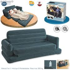 Sofa cama personal inflable posot class for Sofa cama inflable