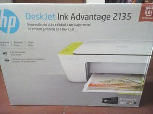 Impresora Multifuncional Hp Deskjet  Sello Garantia