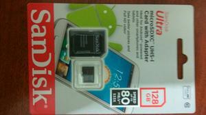 Memoria Micro Sdxc 64gb 128gb Clase 10