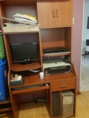 Mueble de Computadora,computadora,impres
