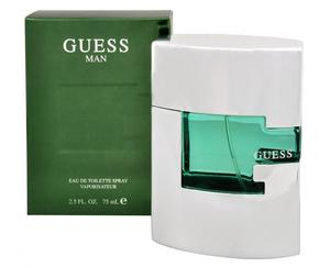 PERFUME GUESS MAN 75 ml.