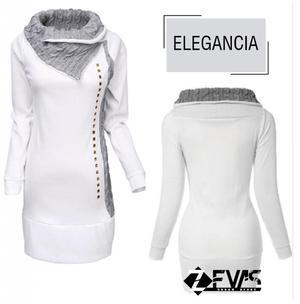 Poli vestido Blanco