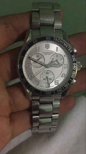 Reloj Victorinox Bulova Tissot Edox