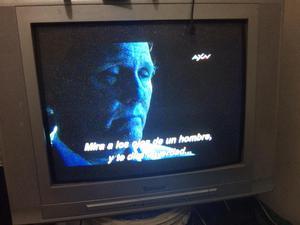 Remato Televisor Panasonic