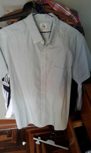 Vendo Camisa Quiksilver manga corta