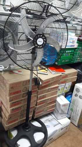 Ventiladora Industrial 3 En 1 Pie Mesa Pared