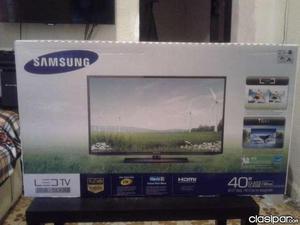 vendo tv sansung LED de 40 pulgadas nuevo encaja original