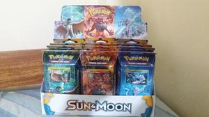 Barajas Temáticas Pokemon Sun Moon