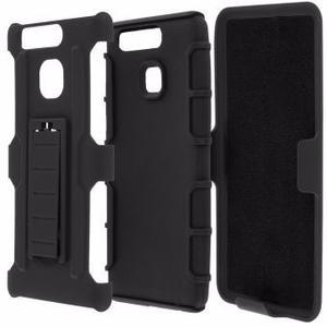 Case Protector Holder Con Gancho Para Huawei P9 Plus