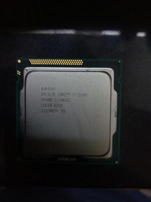 Core I7 Segunda Generacion