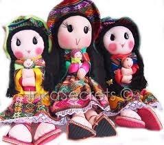 Muñecas De Huancayo