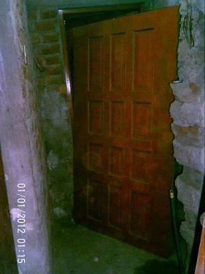 Puerta De Cedro Para Exterior 2 Hojas