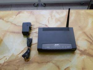 Router Adsl Inalámbrico Zyxel P-660hw-t1