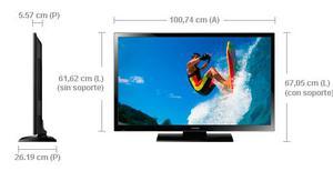 TV Samsung 51 Plasma PL51F HD 720p