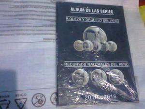 # Coleccion De Monedas - Riqueza Y Orgullo Del Perú