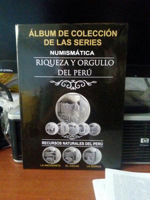 Coleccion de Monedas Peruanas