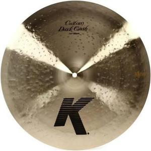 Platillo Zildjian K Custom Dark Crash 18