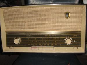 Radio aleman Gaetz bien conservado todo ok
