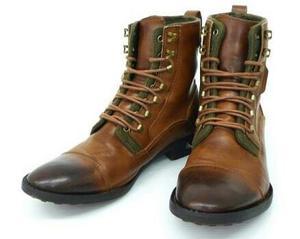 Zapatos Botin Zara Man Guess Cat