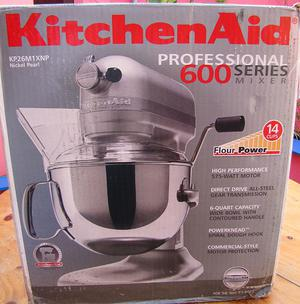 Batidora Kitchen Aid Profesional 6QTS