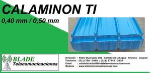 CALAMINON TI 0,40 mm / 0,50 mm OFERTA ESPECIAL