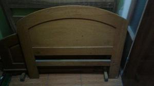 Vendo cama de madera ishpingo 1 plaza 12 posot class for Vendo sillon cama 1 plaza