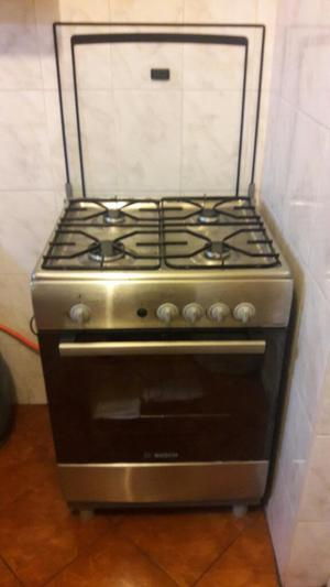 Cocina bosch pro casi nueva a gas glp posot class for Cocina gas profesional
