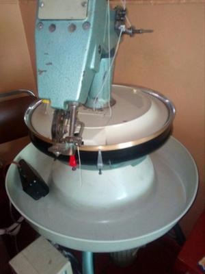 Maquina Remalladora de Plato Kmf