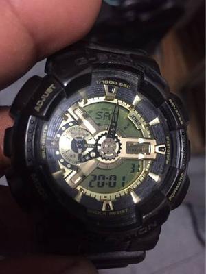 Reloj Casio G Shock Ga 110 Br Original, Envío Gratuito.