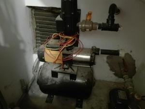 Bomba de agua con hidroneumatica lima posot class - Bomba presion agua ...