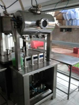 maquina envasadora de gaseosa