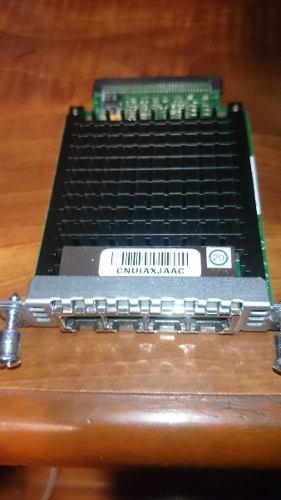 Modulo Cisco Vic2 4fxo