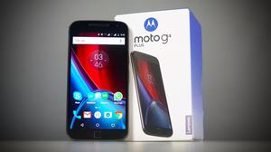 Motorola Moto G4 Plus 64gb 4gb Ram Nuevo Sellado