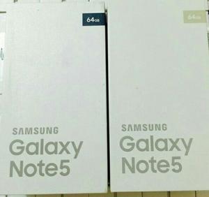 Samsung Galaxy Note 5, 4gb Ram, Octa Core, 4g Lte, 32gb Y