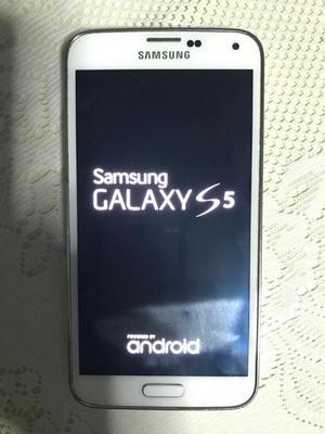 Samsung Galaxy S5 Blanco Libre cualquier operador