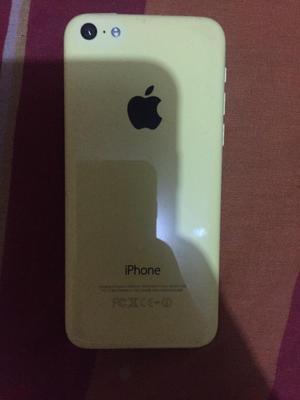 iPhone 5C Usado en Buen Estado