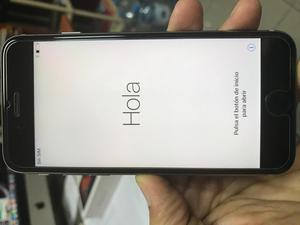 iPhone 6S 16gb gris espacial liberado estado