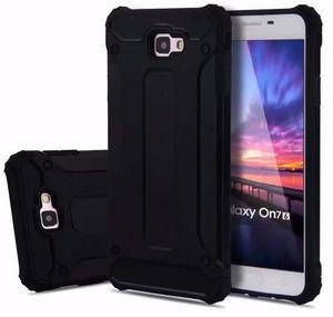 Case Armor Anti Impacto Samsung Galaxy J7 Prime +mica Vidrio