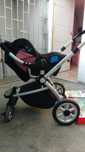 Coche de Bebe Infanti Y Gimnacio