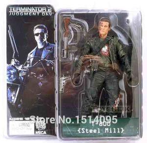 Estatua Terminator 3 - Arnold Modelo T-800
