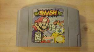 Juego Nintendo 64 Super Smash Bros Original