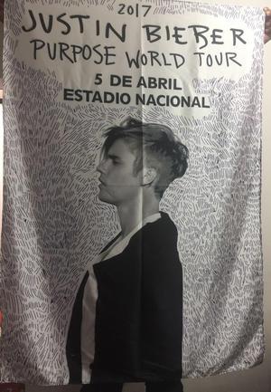 Justin Bieber Banderas
