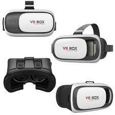 Lentes Vr Box 2.0,lentes Realidad Virtual 3d Nuevos,en Caja