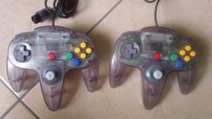 Nintendo N64 Mandos