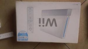 Nintendo Wii En Caja
