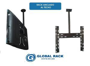 Rack Tv/ Plasma/ Led/ Lcd Modelo Anclado al Techo.