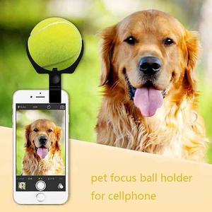 Selfie Clip Con Adaptador De Celular Para Mascotas