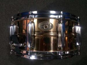 Tarola Tama Power Metal Phosphor Bronze 14x6.5 Made In Japan