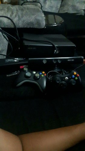 Xbox Gb 4 Mandos Kinect 30 Juegos Rgh Y Mas Posot Class