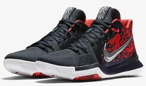Zapatillas Nike Kyrie 3 Originales  Espectaculares 3